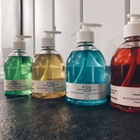 Timberline Medi Spa hand soaps